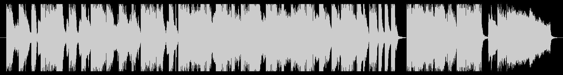 CM 30秒サイズ 軽やかな気分での未再生の波形