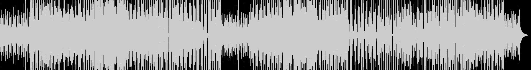 渋いジャジーなピアノワルツの未再生の波形
