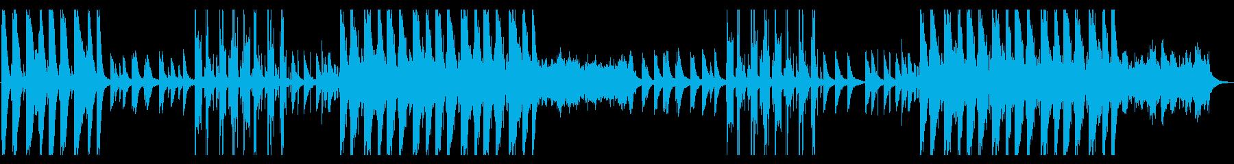 都会 R&B ダーティー チルアウトの再生済みの波形