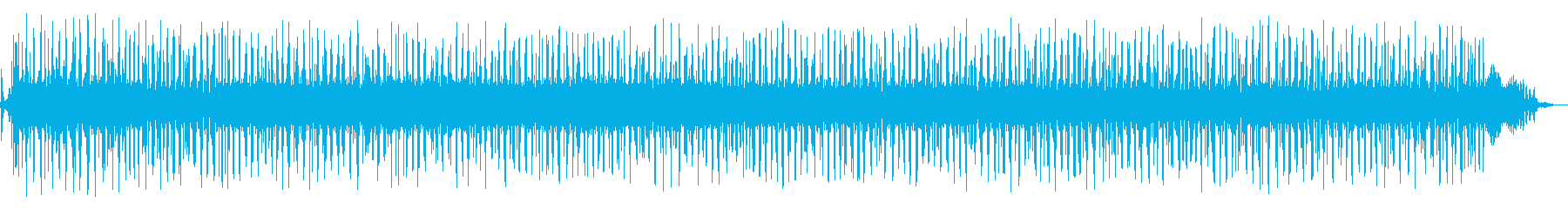 ヤマハ600:スタート、アイドル、...の再生済みの波形