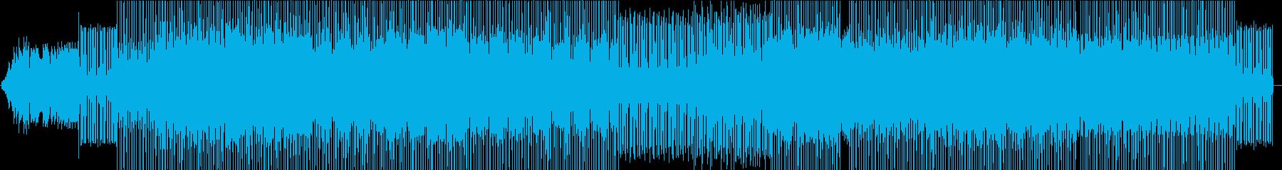 D.A.I.S.Y.の再生済みの波形