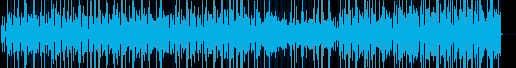 R&B・都会的・おしゃれ・キラキラ・大人の再生済みの波形