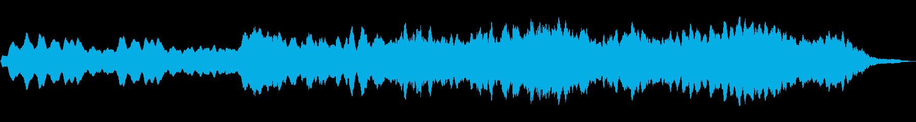 ディープトーン:着信音の高いロード...の再生済みの波形