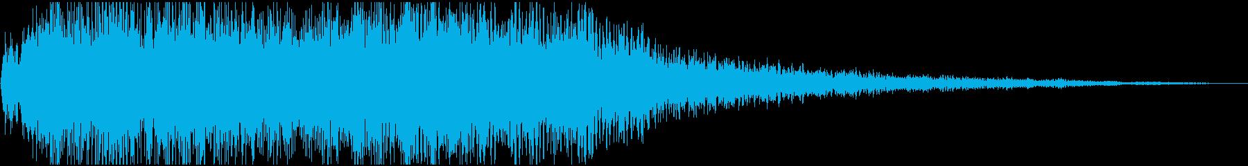 【シネマティック】 DARK_02 不安の再生済みの波形