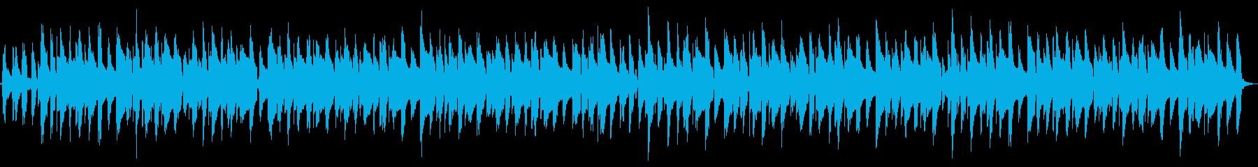 【アコギ】陽気で優しい感じのラグタイム♪の再生済みの波形