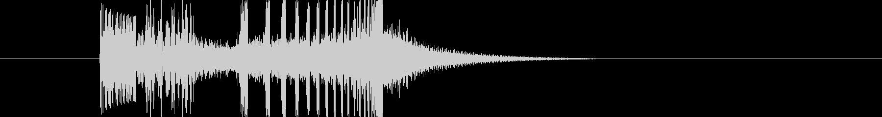 FINESWEEP VERSION 8の未再生の波形