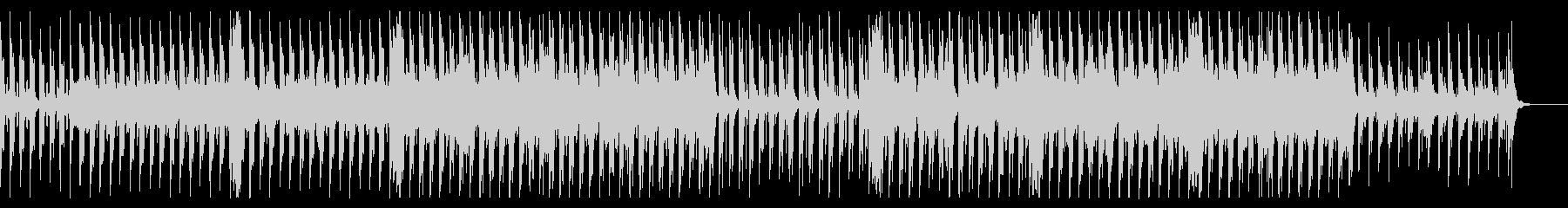 三拍子の可愛いハロウィン曲の未再生の波形