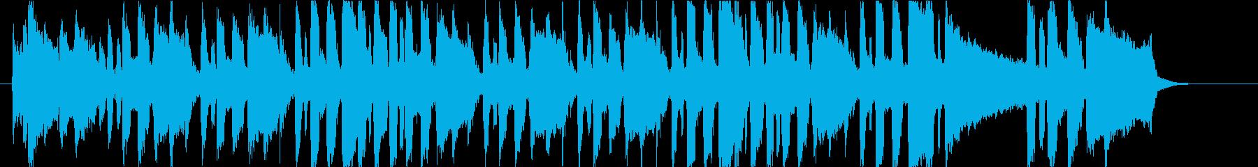 誕生日の歌(ワルツver) 【ユウキ】の再生済みの波形