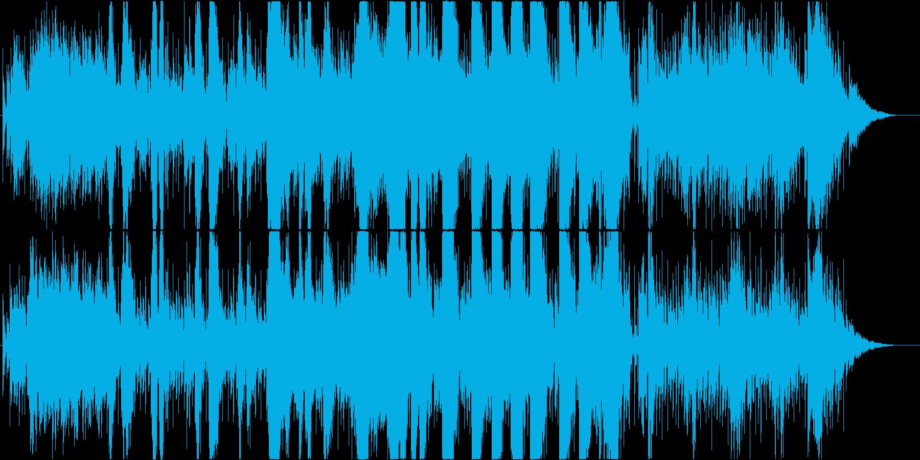 【 生演奏 】初夏の日々の再生済みの波形