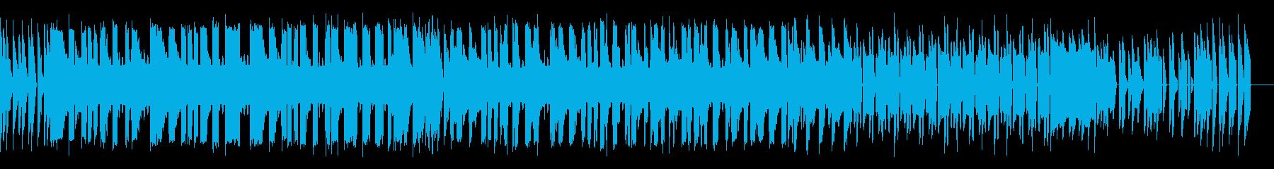 親しみやすいjpop風チップチューンの再生済みの波形