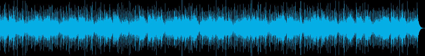 琴・三味線・優しい・和風の再生済みの波形