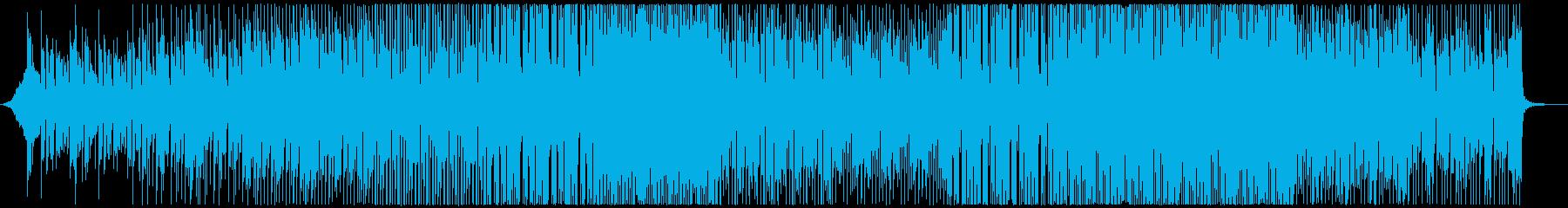 ■シンセEDM-midテンポ-GoProの再生済みの波形