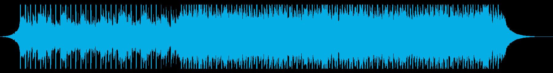 楽観的(ショート1)の再生済みの波形