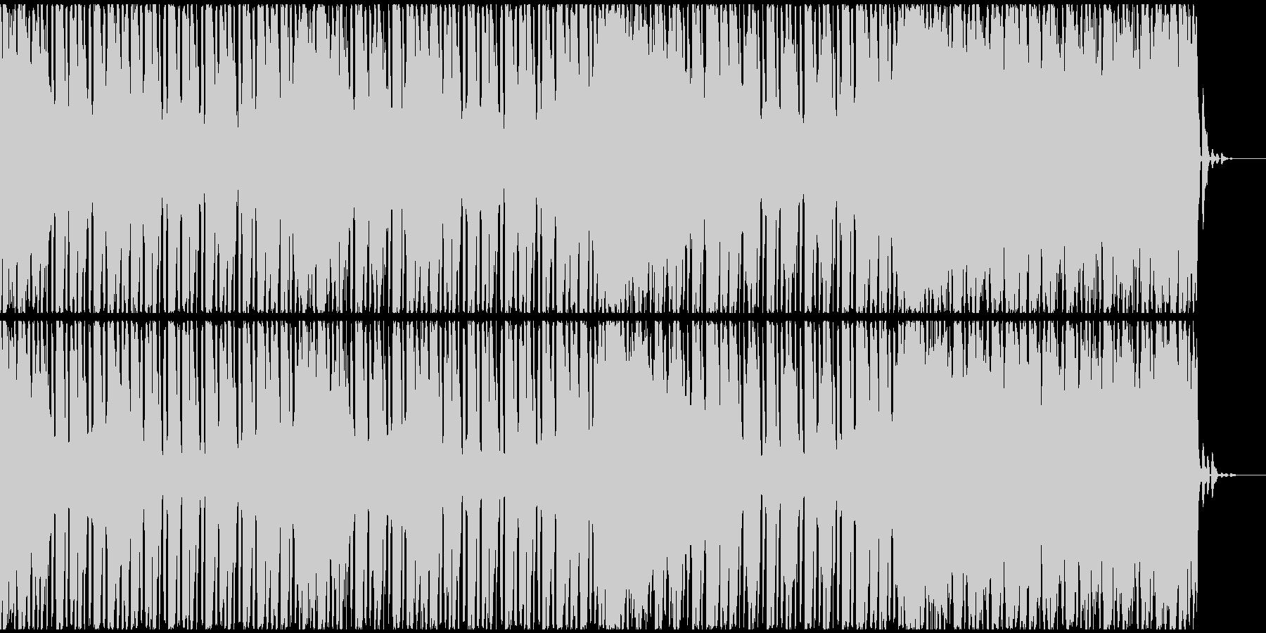【EDM】トランス、ミディアム2の未再生の波形