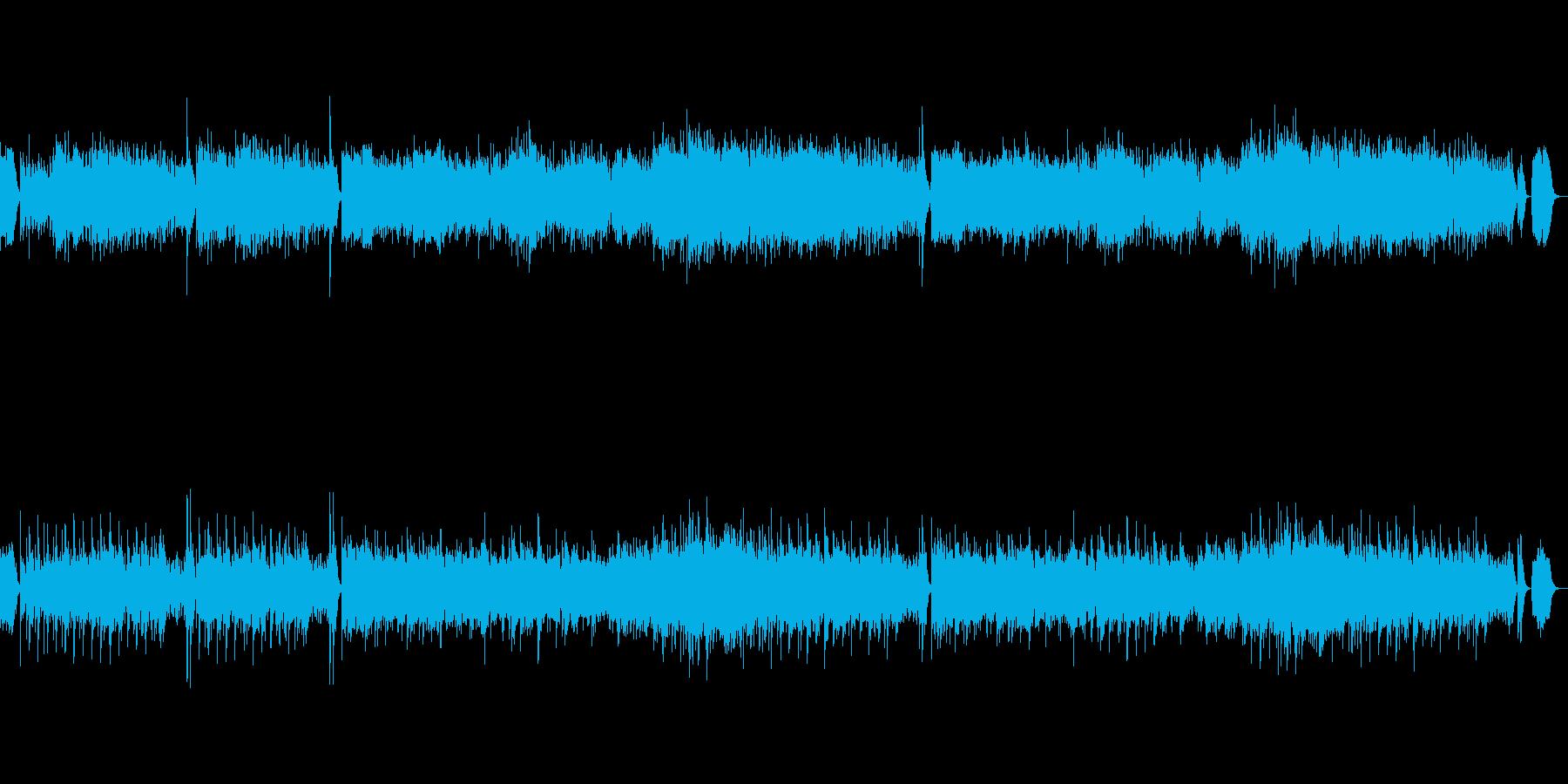 『ペール・ギュント』第1組曲 より第三曲の再生済みの波形