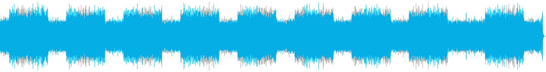 製品紹介、CM、コンセプトムービーの再生済みの波形