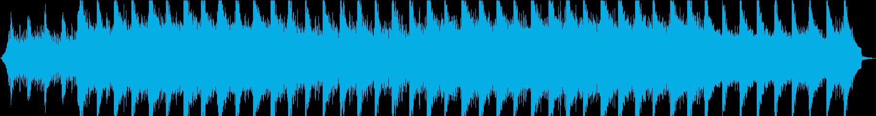【プレゼンテーション】浮遊感とピアノ③の再生済みの波形