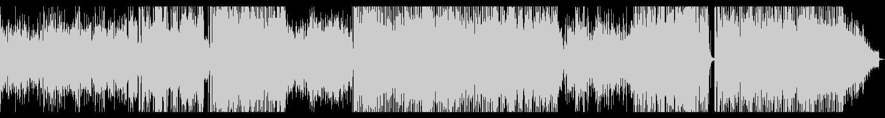 「幸せ」がテーマのアコギバラードの未再生の波形