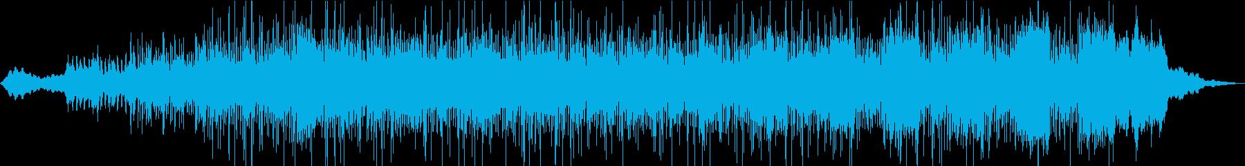 15 per 16の再生済みの波形
