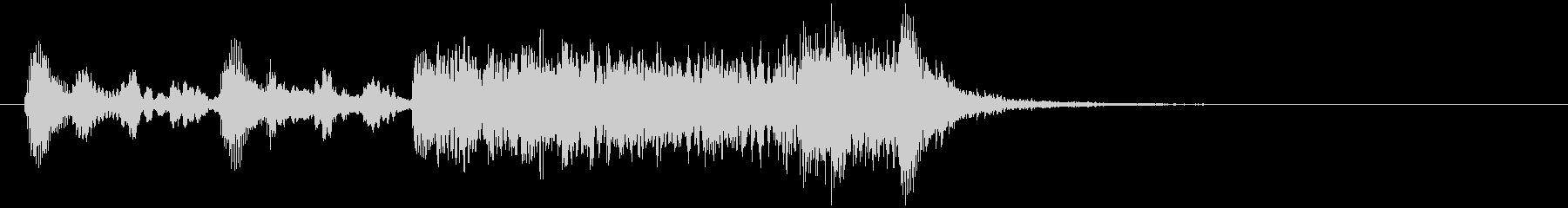 のほほんジングル026_コミカル-3の未再生の波形