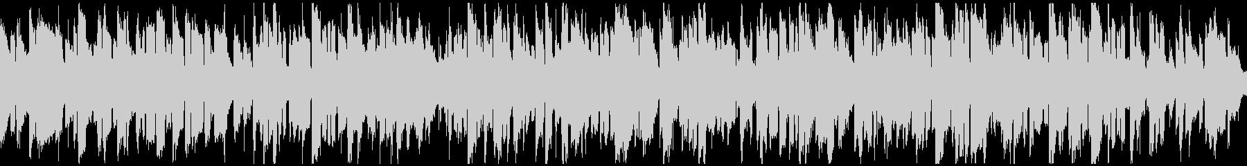 珍しいリコーダーのジャズ ※ループ仕様版の未再生の波形