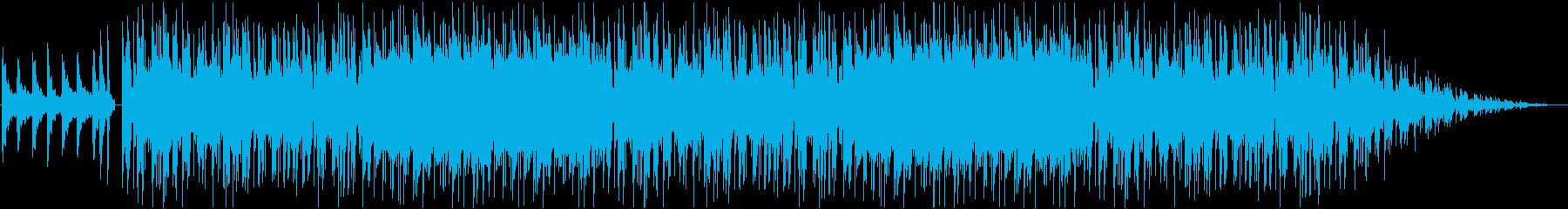 エモい 優しい ローファイ チルアウトの再生済みの波形