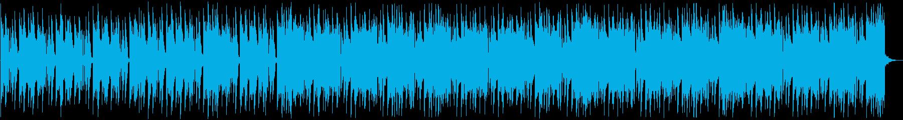 爽やか/疾走/D&B_No450_3の再生済みの波形