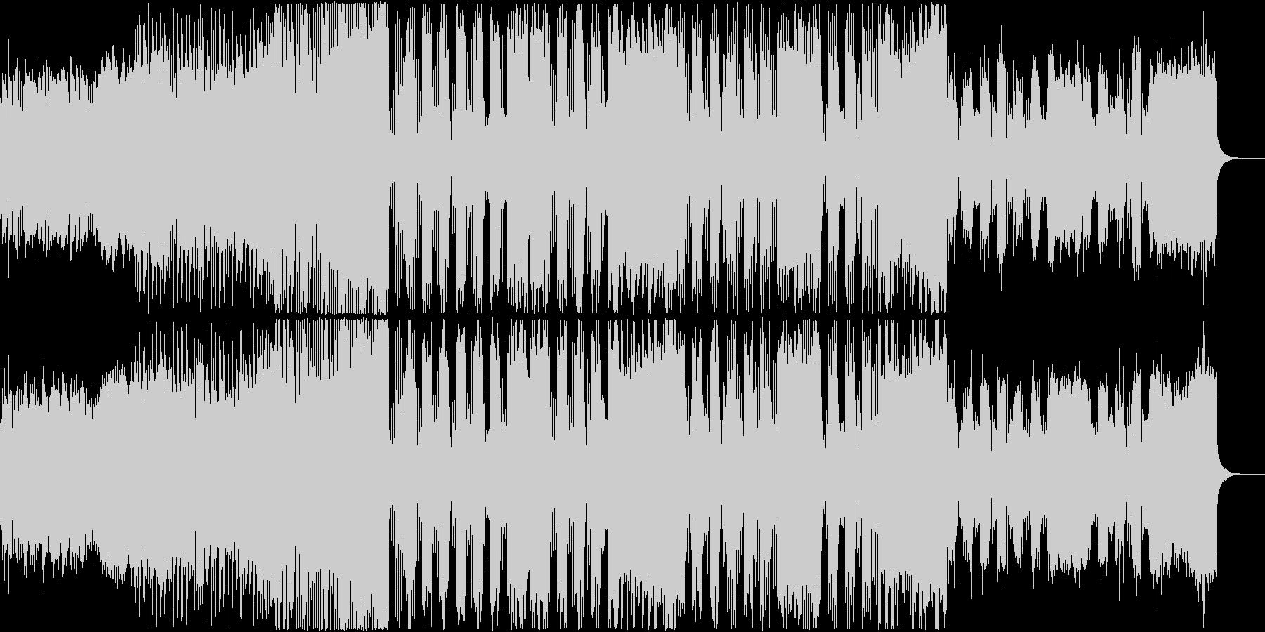 企業VP、CM系EDM 3の未再生の波形