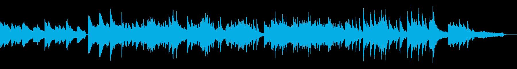 ジャズスタンダード テーマ ピアノ生演奏の再生済みの波形