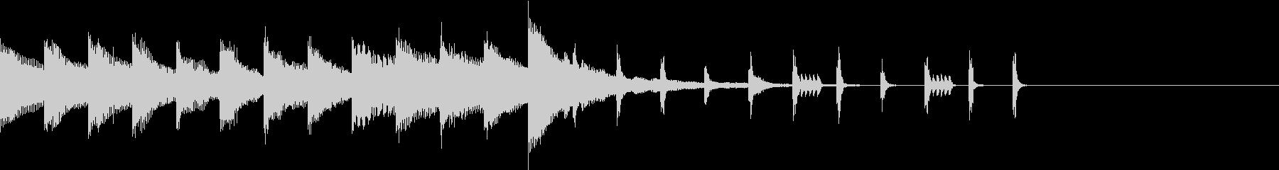東南アジア ビブラフォン ハロウィン の未再生の波形