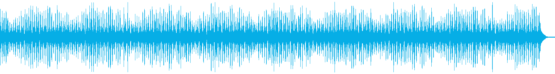【メロディ・リズム・ベース抜き】明るく…の再生済みの波形