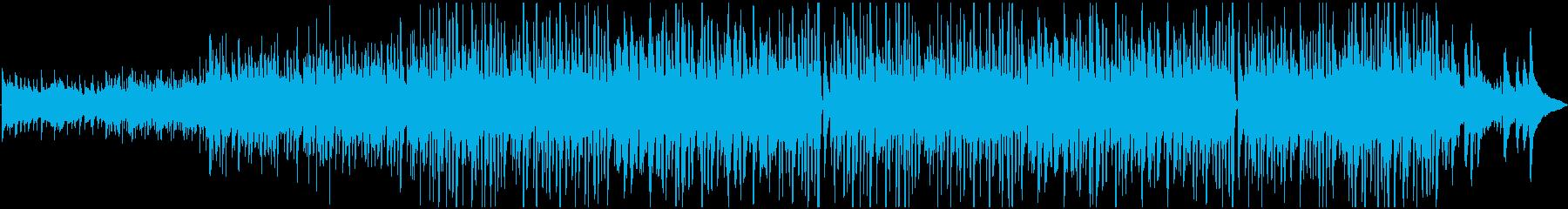 口笛が旋律の軽快なポップスの再生済みの波形