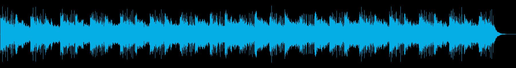 【リズム抜】テクノロジー/爽やかな解説の再生済みの波形