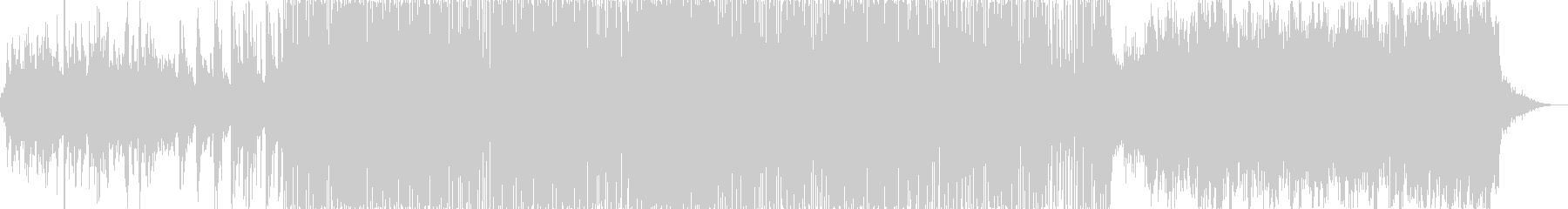 メロウ・アコースティックなチルアウト・…の未再生の波形