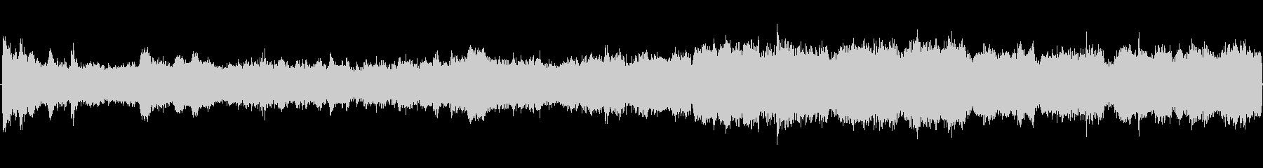 オーケストラオープニングファンタジーの未再生の波形
