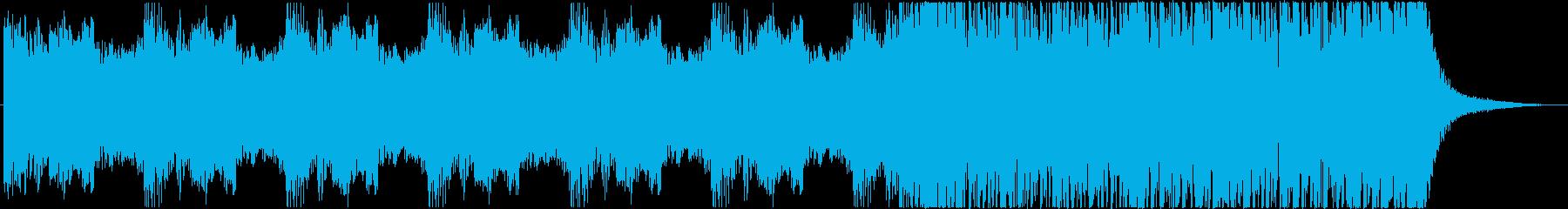 打つ響き~打楽器 [予告編/トレーラー]の再生済みの波形