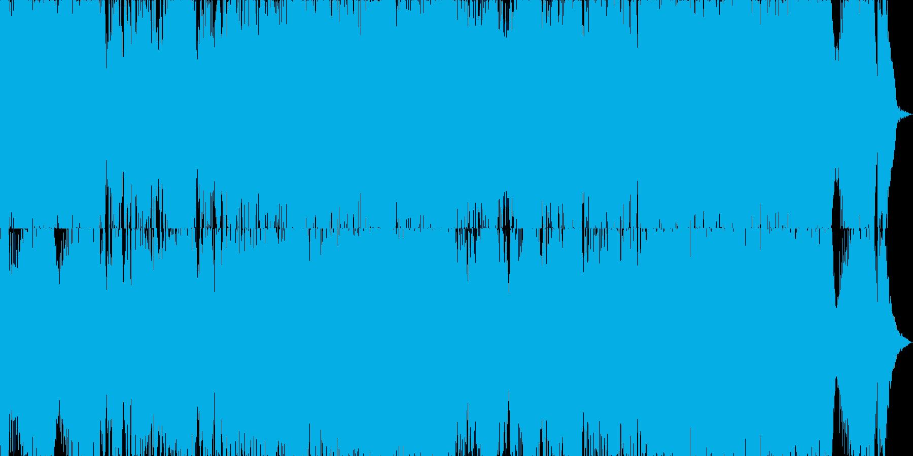 映画・ゲーム用バトルBGM16の再生済みの波形