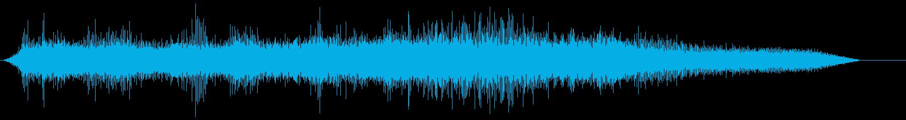 ベル206:INT:ホバリング、ラ...の再生済みの波形
