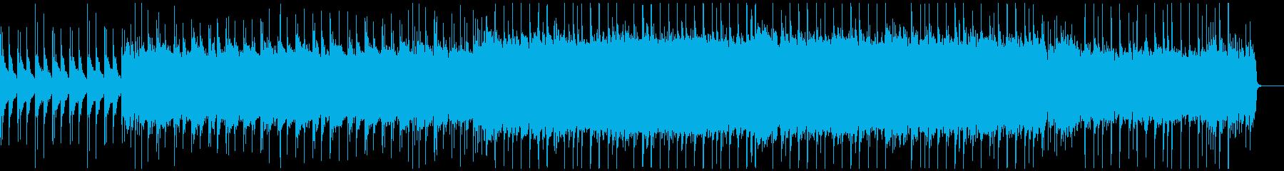怒りバトル ハードロック ショートverの再生済みの波形