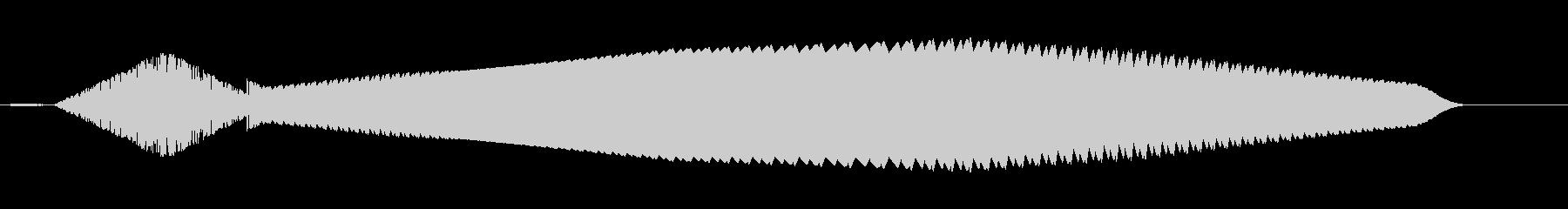 ピロピロ(不思議/ファミコン/SF宇宙の未再生の波形