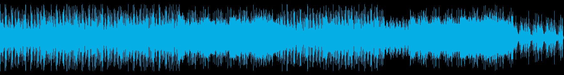 Battle1 [ループ仕様]の再生済みの波形