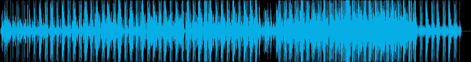 浮遊感漂う16ハーフタイムの再生済みの波形