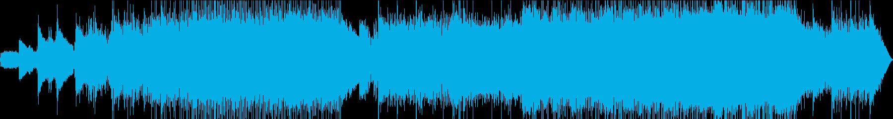 ワールド 民族 現代的 交響曲 室...の再生済みの波形