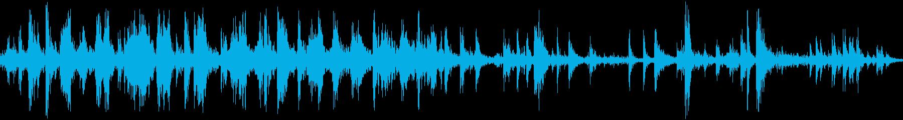 お金の計算(アナログ計算機の音)の再生済みの波形