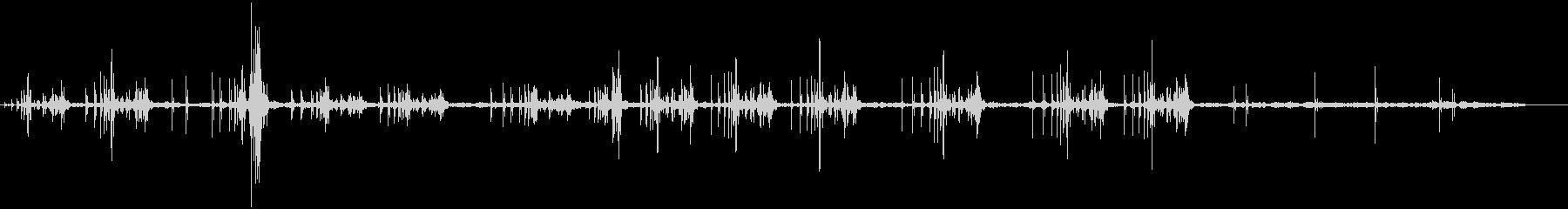 ウロガロ-近く-バージョン1の未再生の波形