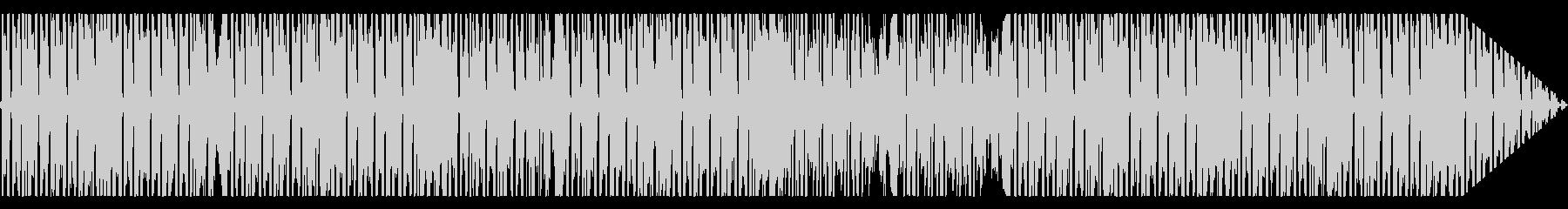 おしゃれで軽快なピアノ系|lofiビートの未再生の波形