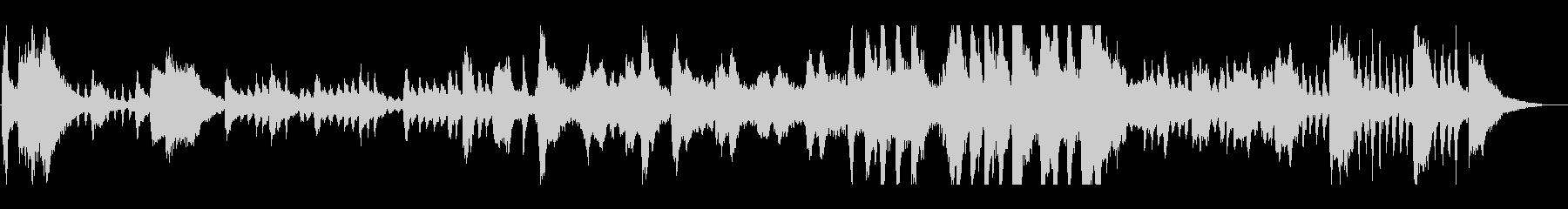 バロッコスタイルの子供たちの音楽。...の未再生の波形