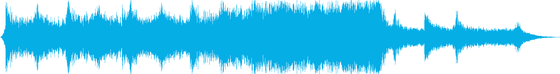 現代的 交響曲 実験的な アクティ...の再生済みの波形