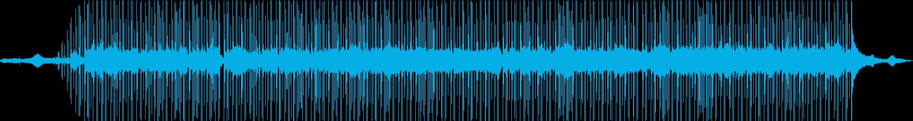 穏やかで、少し憂鬱。波の音。の再生済みの波形