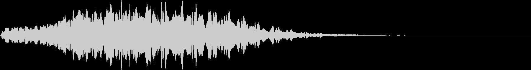 アトモスフィア FX_02 padの未再生の波形